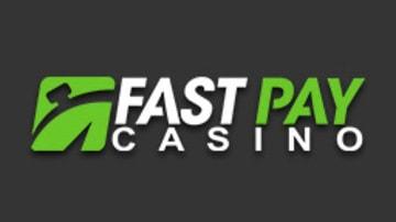 Логотип казино fastpay